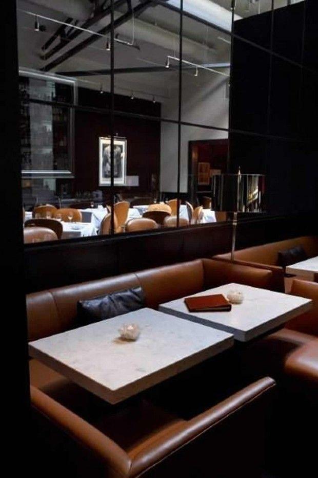 Upscale Hospitality Interior Design Of Spruce Restaurant San