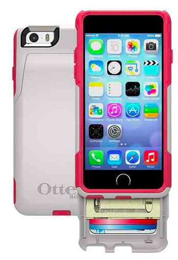 new arrivals e58fb ca7bc OTTERBOX COMMUTER SERIES WALLET FOR IPHONE 6 The Commuter Series ...