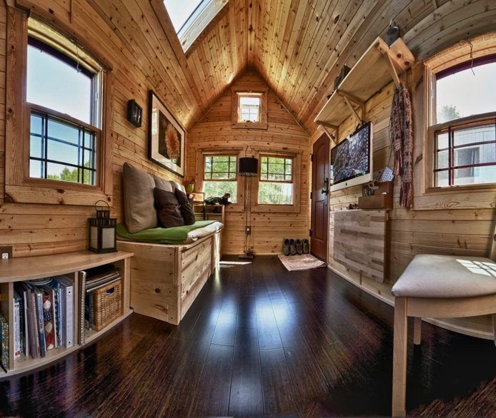 images about tiny houses and trailers and pods on, Tiny Houses