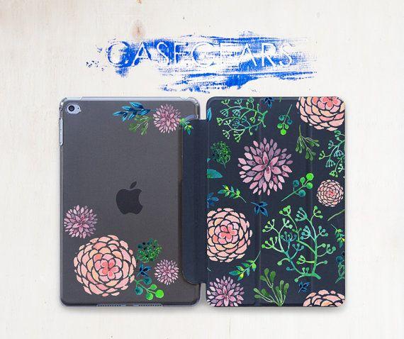 Flowers iPad 3 case Floral iPad Pro 9.7 case ipad 4 cover ipad mini 4 cover cover ipad pro 9.7 case ipad 3 iPad Mini 3 iPad 3 CGSC001