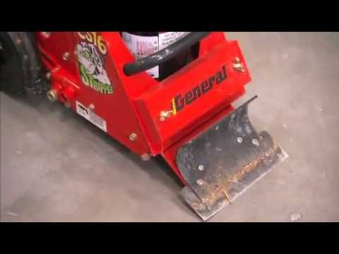 The Home Depot Tool Rental Center Floor Strippers - YouTube ...