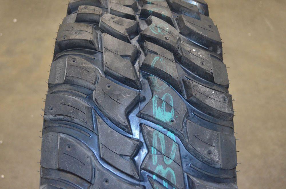 4 New LT 33 X 12.50 R 15 Hercules Trail Digger M/T Cosmetic Blem Tires