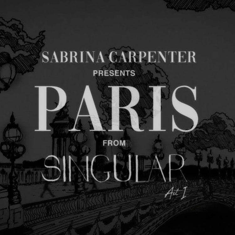Paris Sabrina Carpenter