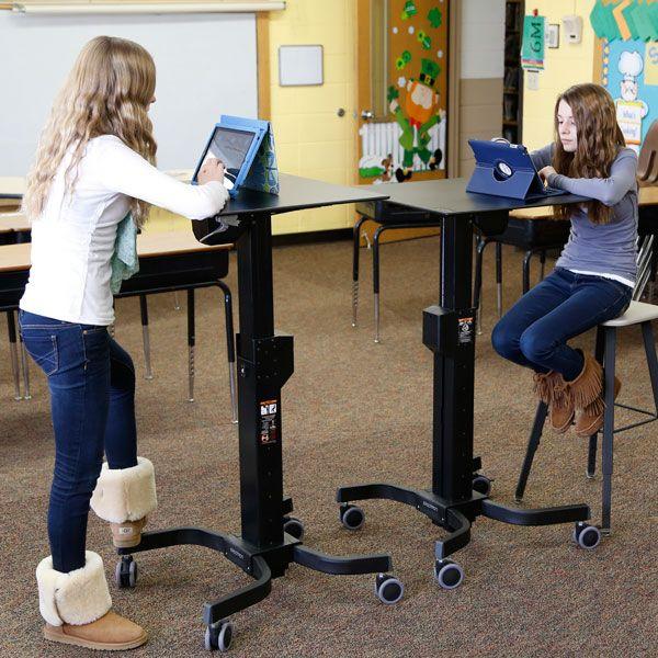 Standing Desks For Students Ergodirect Blog Desk Standing Desk Best Standing Desk