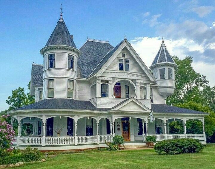 Big House Victorian Homes Facade House Victorian Style Homes