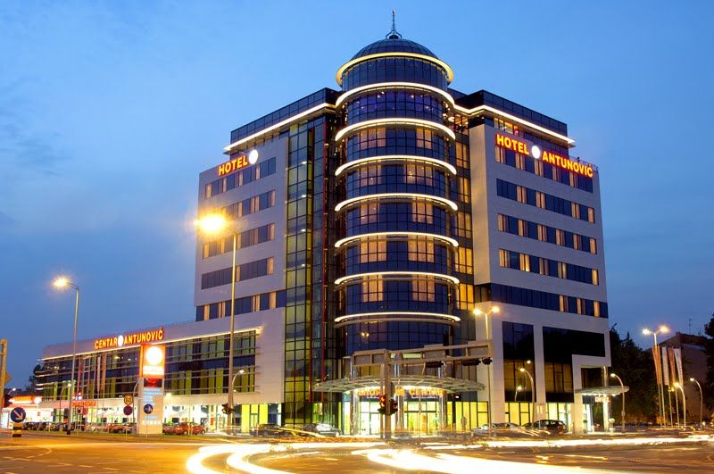 Hotel Antunovic Zagreb Zagreb Croatia Casino Hotel Zagreb