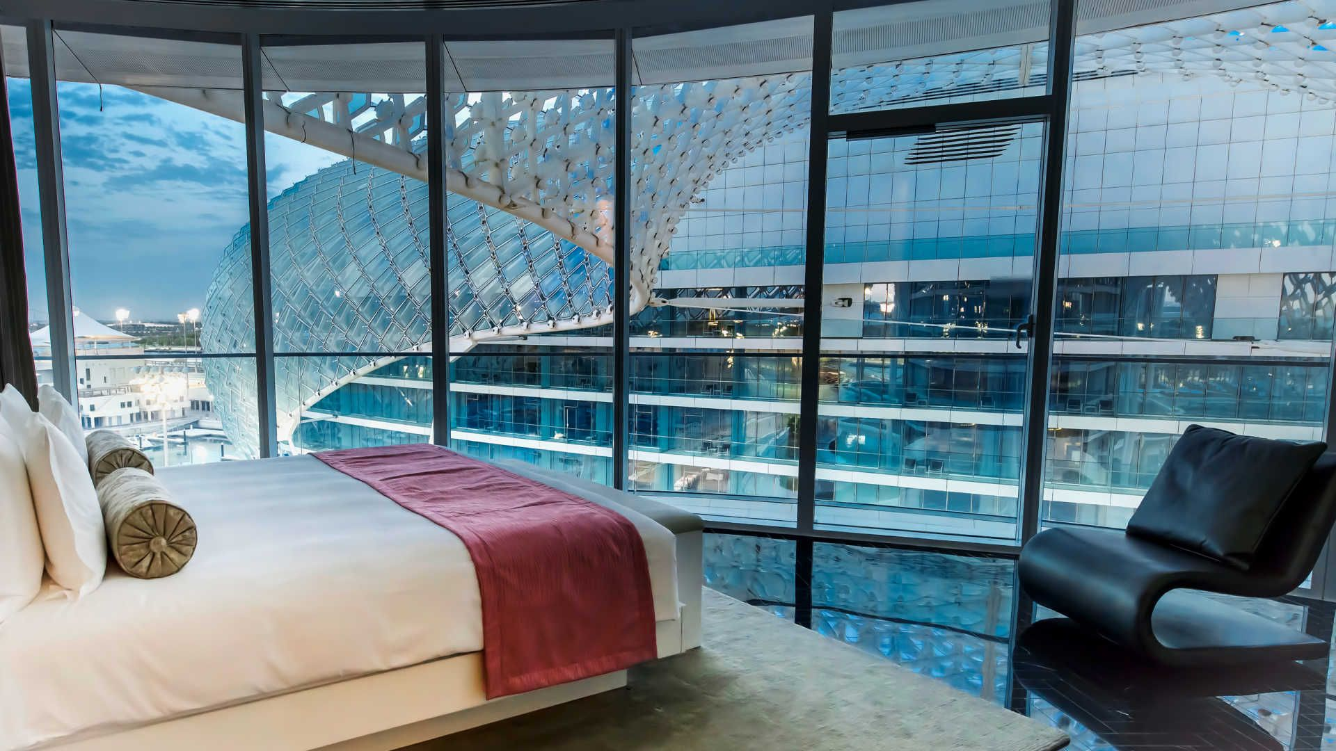 Room details for Yas Viceroy Abu Dhabi - A hotel featured by Kuoni