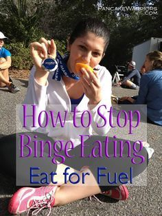 Tips on how to stop binge eating. The cycle of restriction and binging can be a tough habit to break but changing your perspective can be helpful.