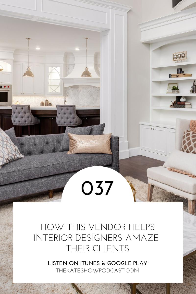 How This Vendor Helps Interior Designers Amaze Their Clients
