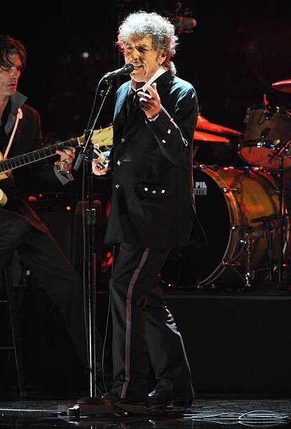 Jan 12 2012 Bob Dylan at the 17th Annual Critics' Choice Movie Awards at Hollywood Palladium in Hollywood