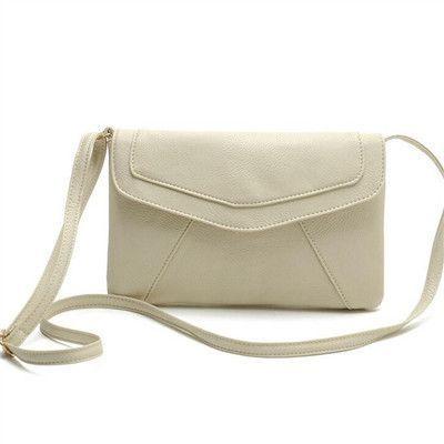 20e5914e65 JIARUO PU leather Women Envelope Messenger bags Slim Crossbody Shoulder  bags Handbag Small Cross body bags Satchel Ladies Purses