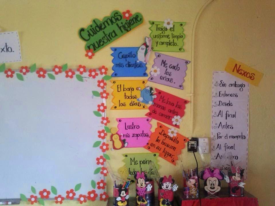 Tips de actividades para tu grupo escolar trabajando los for Actividades en el salon de clases