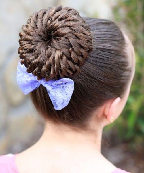 Pleasing 1000 Images About Gymnastics Hair Styles On Pinterest Short Hairstyles Gunalazisus