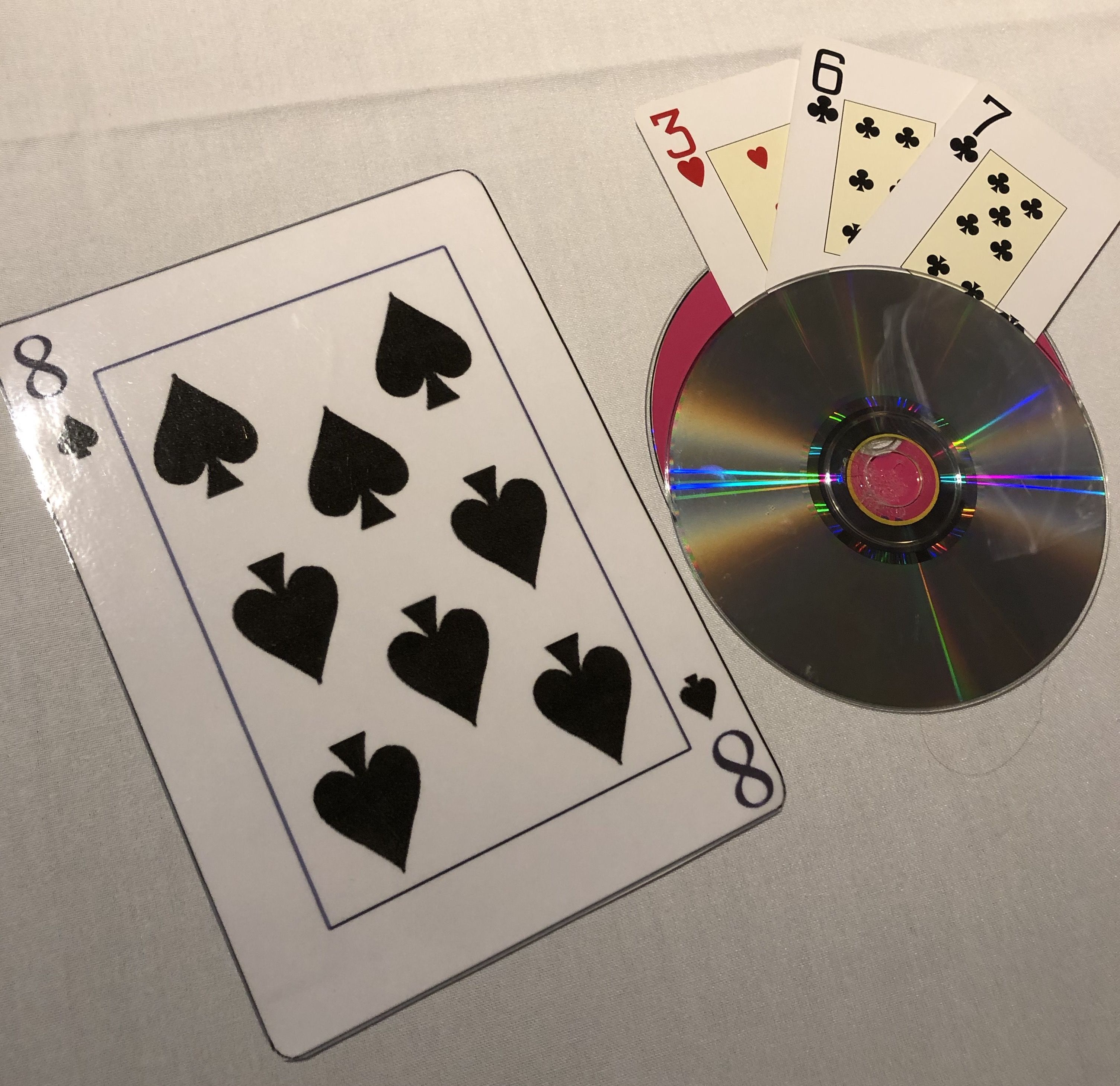 Playing Cards In Maths In