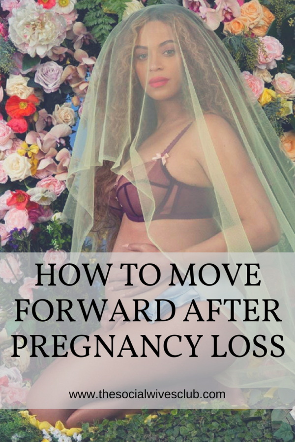 MovingForward as a couple after pregnancy Loss
