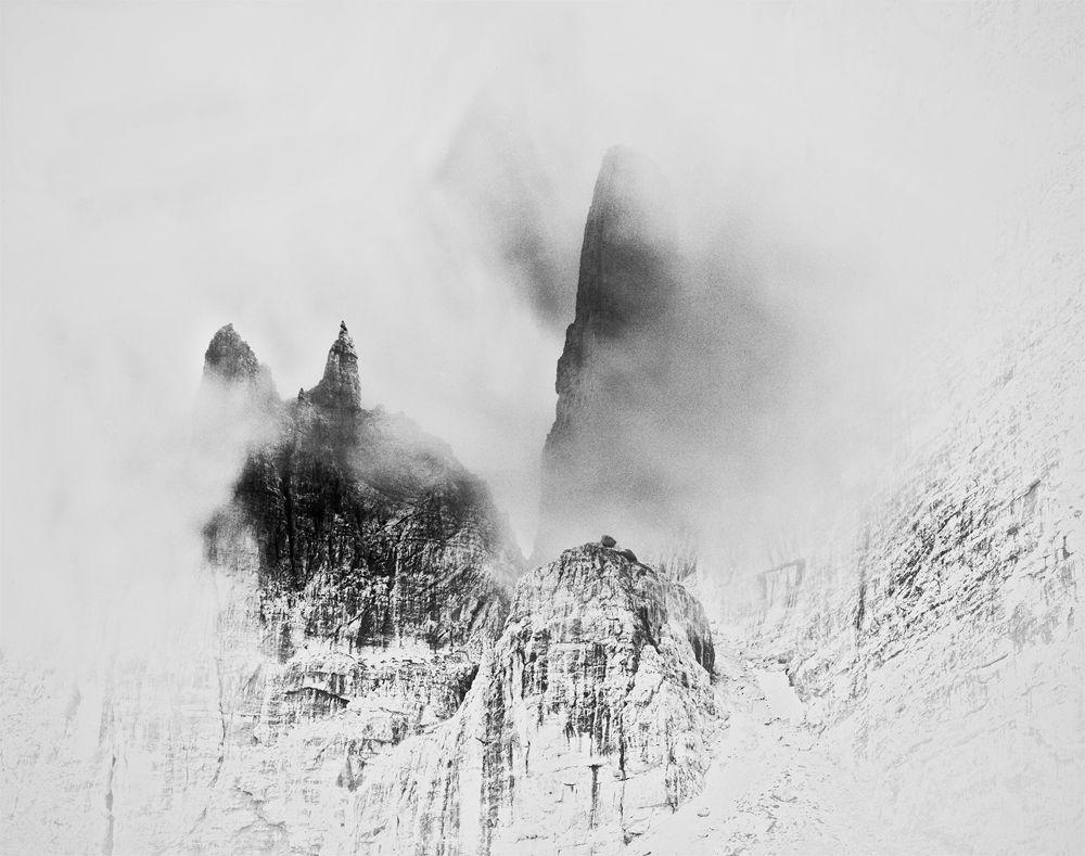 Massiv - Series of photographs by Michael Schlegel