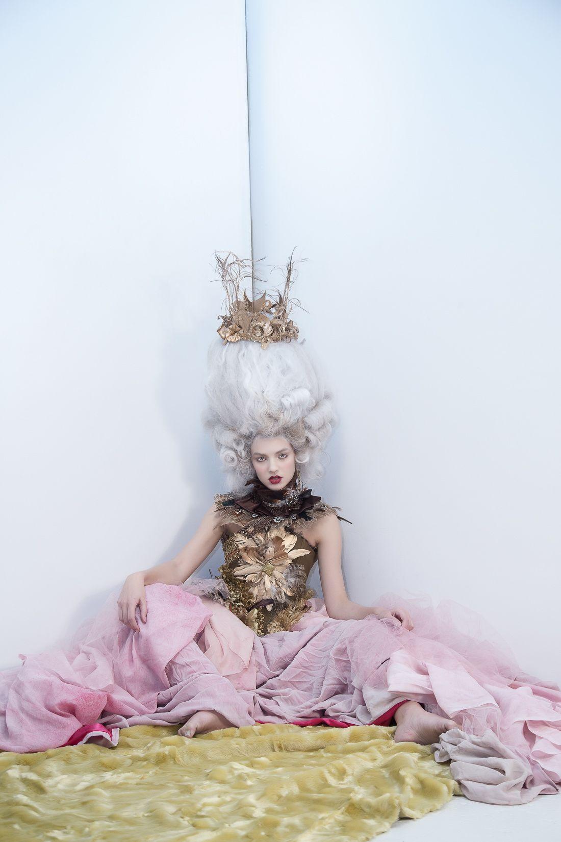 Michelle Aristocrat Toronto Fashion Photographer and Creative Director - Gavarcia 'Couture'