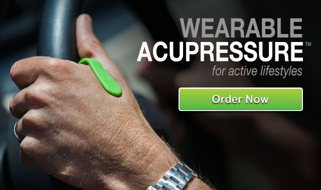 Wearable Acupressure™ | Acupressure, How to relieve ...