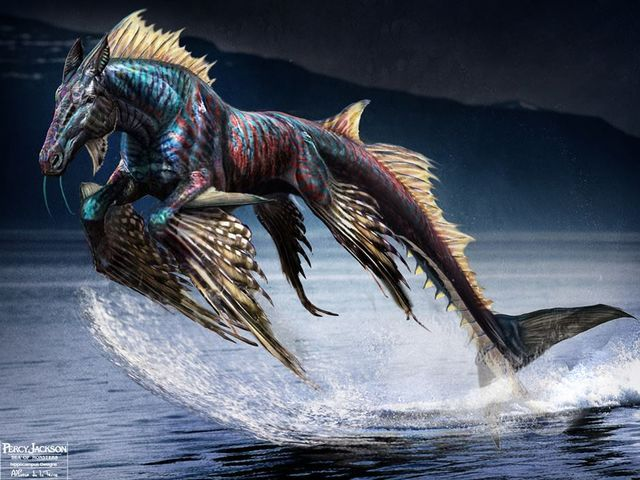 Which 'Percy Jackson' Creature Are You? | Monster concept art, Mythological  creatures, Sea of monsters
