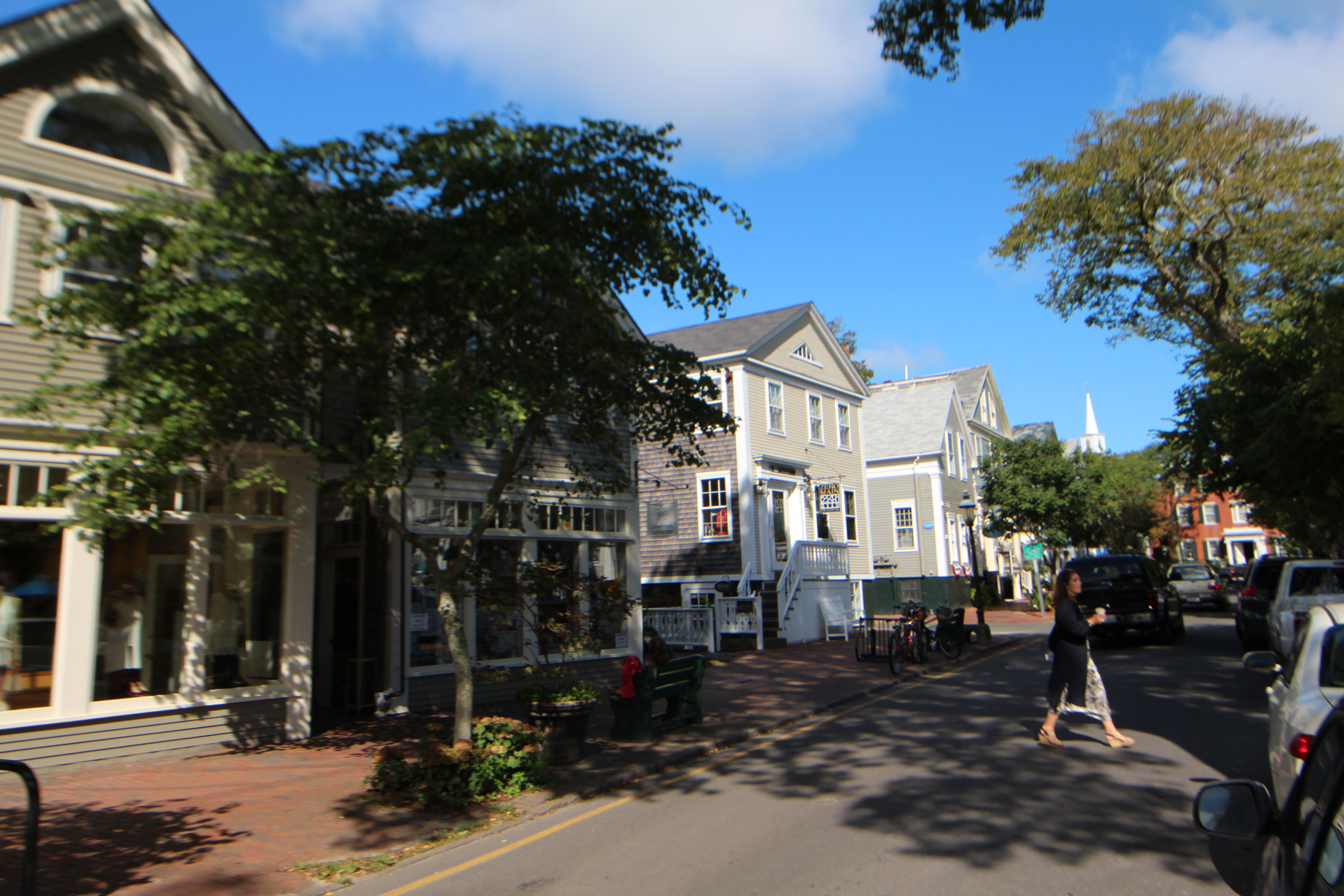 Nantucket Small Town USA Pinterest