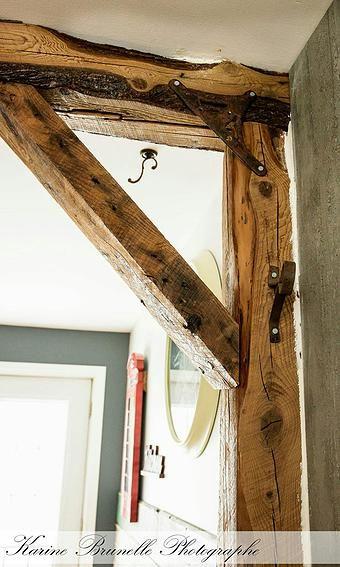 nos réalisations rustik restauration bois de grange Déco style - Terrasse En Bois Suspendue Prix