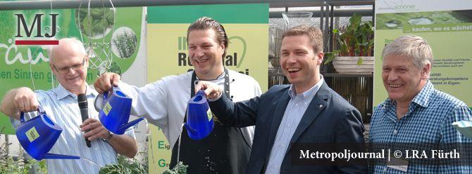 Len Fürth fü taufe der gemüsepflanze 2014 http metropoljournal de fu