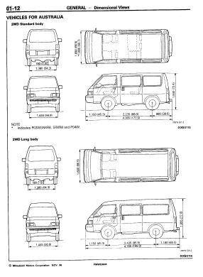 mitsubishi delica l300 workshop repair manual pdf awesome rh pinterest com Mitsubishi Delica Starwagon 84 Mitsubishi Starwagon
