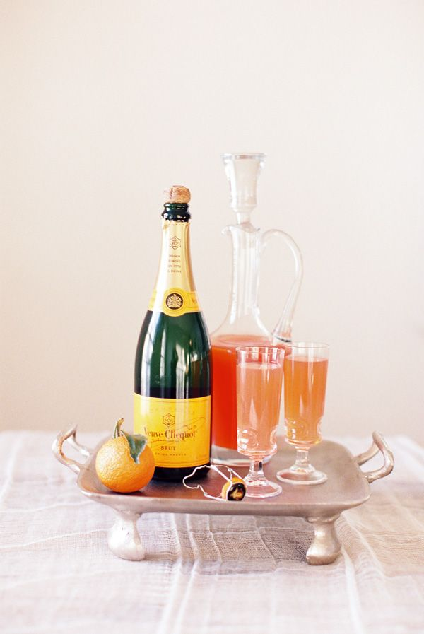 Blood Orange Champagne Cocktail | photography by http://www.rutheileenphotography.com