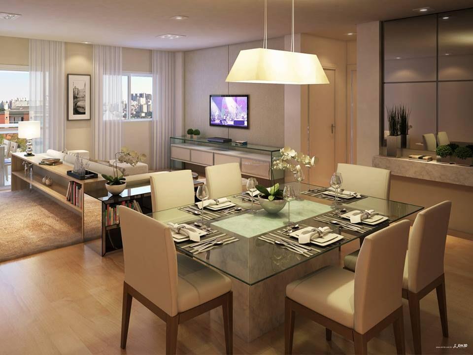 Tv dinner room sala tv jantar ideas para el hogar for Comedores para el hogar