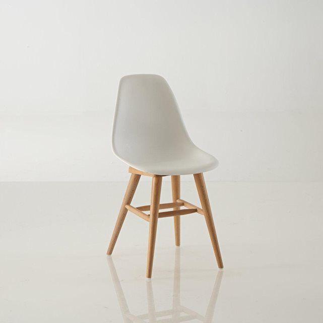 Chaise à coque plastique enfant, Jimi La Redoute Interieurs