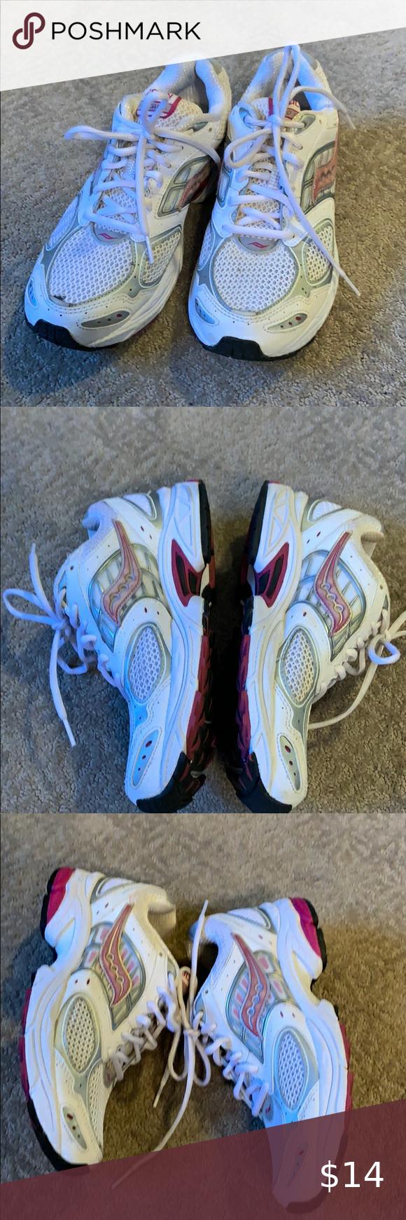 Saucony run/walk shoe. 8.5 in 2020