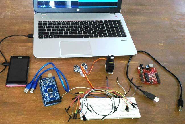 Radar entfernungsmesser raspberry pi ultraschall