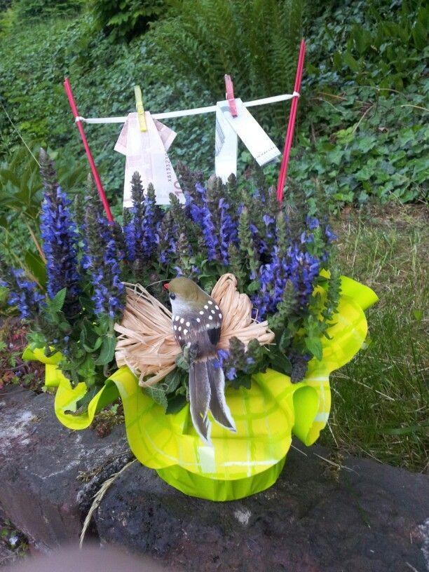 Geldgeschenk Garten Gifts Und Ideas