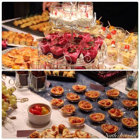 Buffet Dinatoire Sale Buffet Dinatoire Buffet Vegan Et Idee Apero Noel