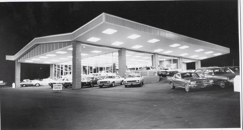 1969 Chevrolet Dealership Car dealership, Chevrolet