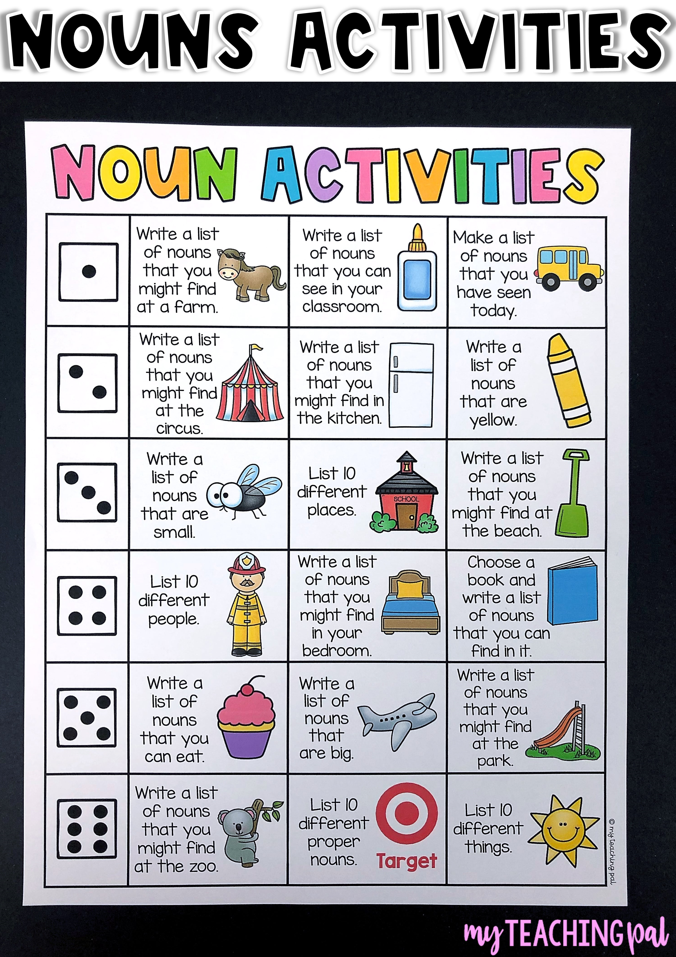 Roll An Activity