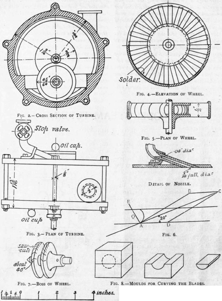 A Model Steam Turbine 40 | Steam Turbines in 2019 | Steam