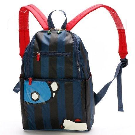 1369595c5b74 Hello Kitty Freak Paradise Backpack Navy  hellokitty  backpack  bag  border