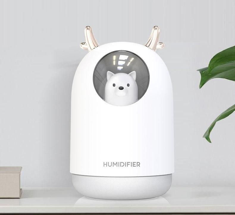 Cute Bear Humidifier  #table #art #m #like #mebeljepara #office #designinterior #kursicafe #instagood #love