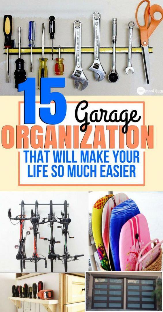 top garage storage tips organization hacks garage on top 55 best garage workshop ideas basics of garage workshop ideas explained id=44112