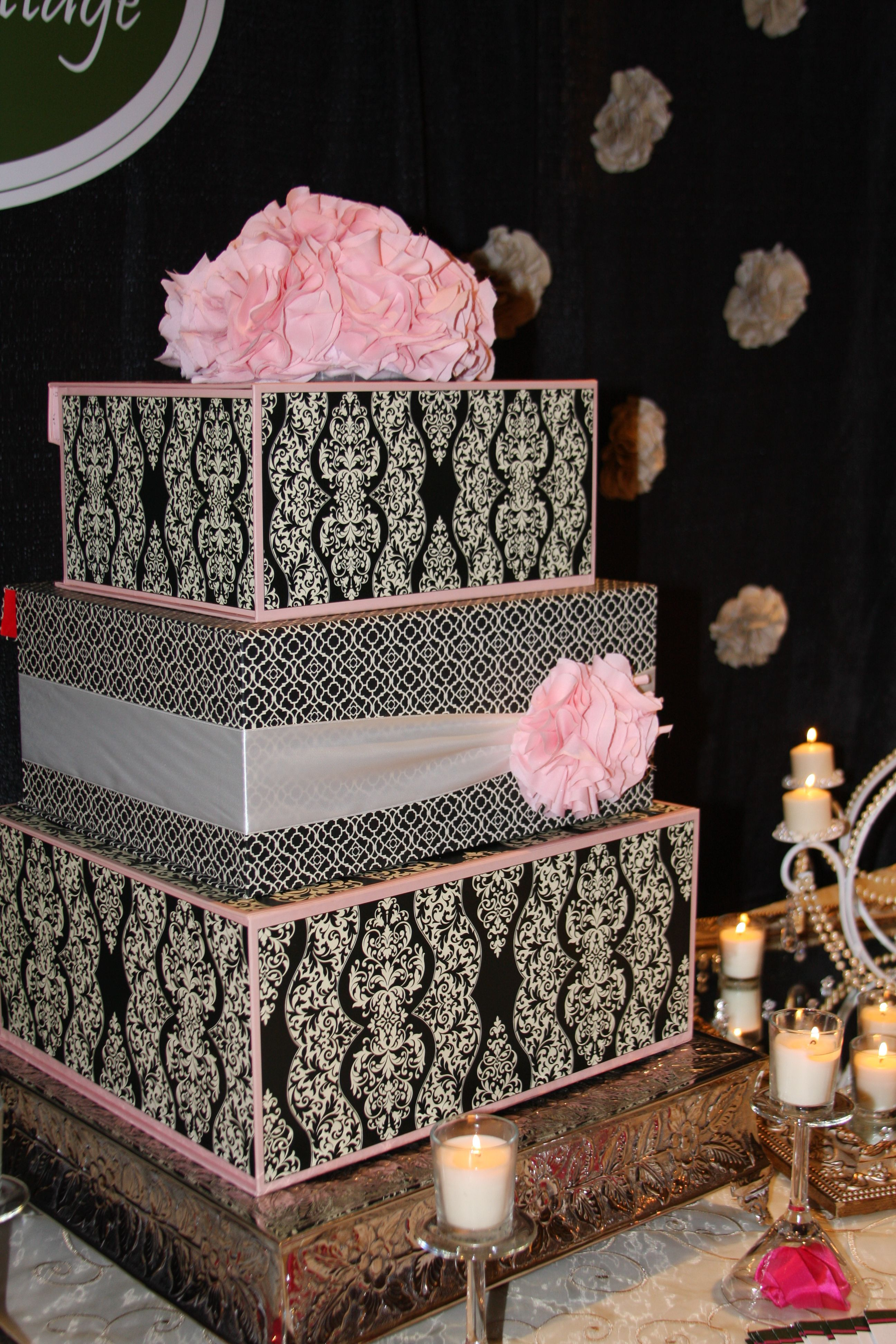 Card Box Ideas Wedding Cake: Card Box Wedding Cake Ideas At Websimilar.org