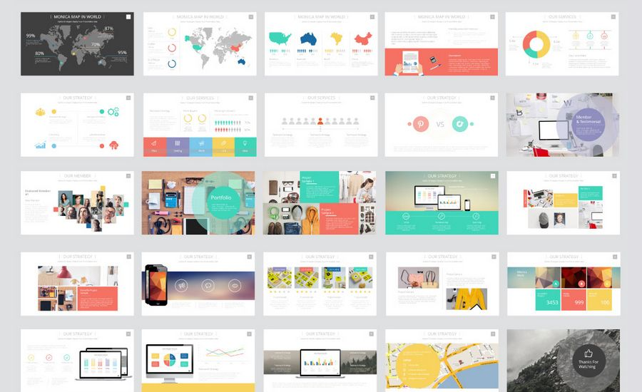 business presentation templates powerpoint company presentation