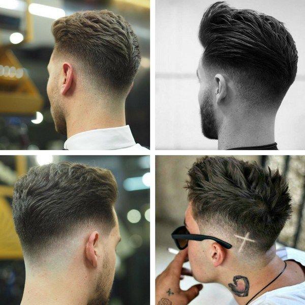 Cortes de cabello hombre con pelo lacio