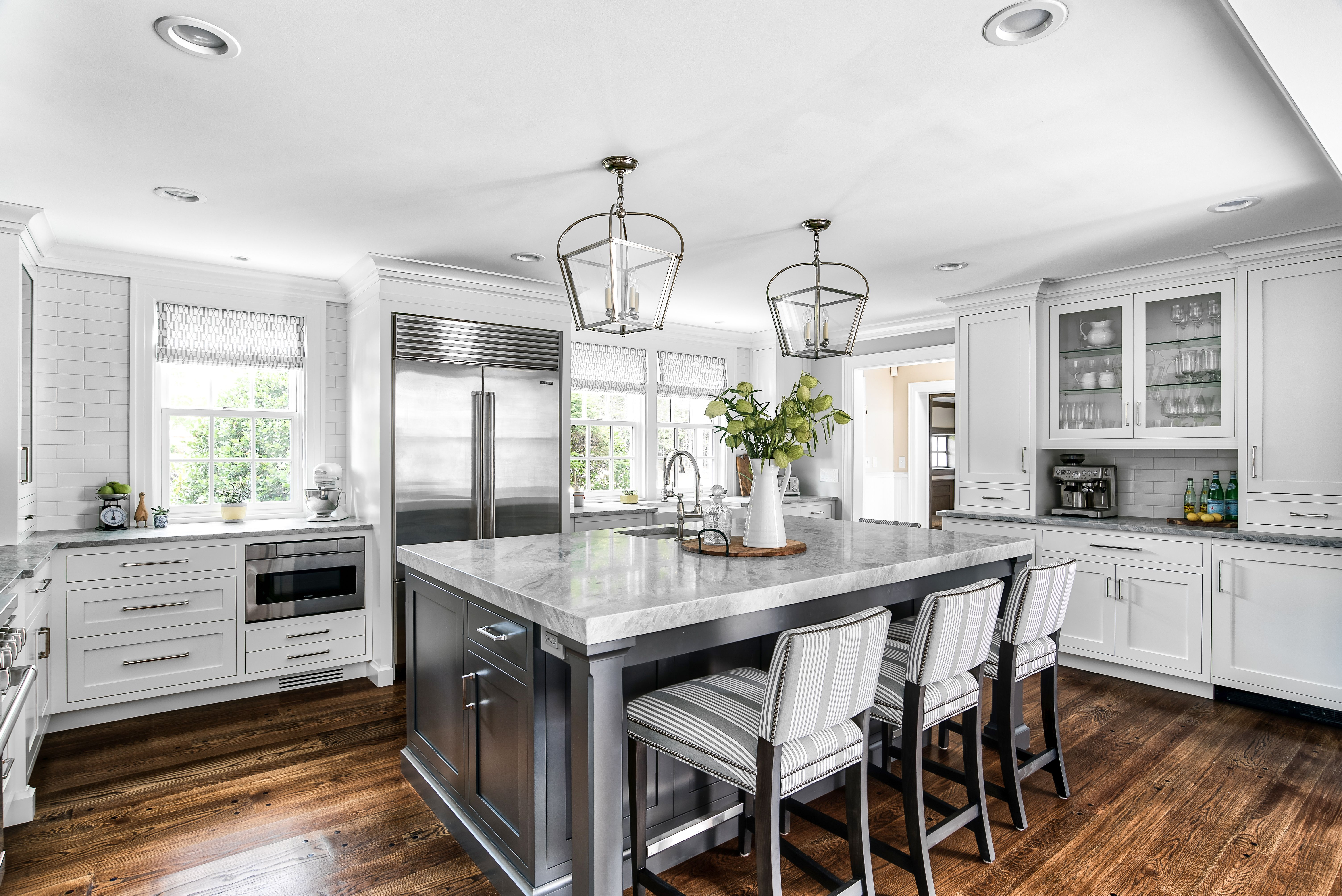 Pin by Stonington Cabinetry & Designs on Hudson Project ...
