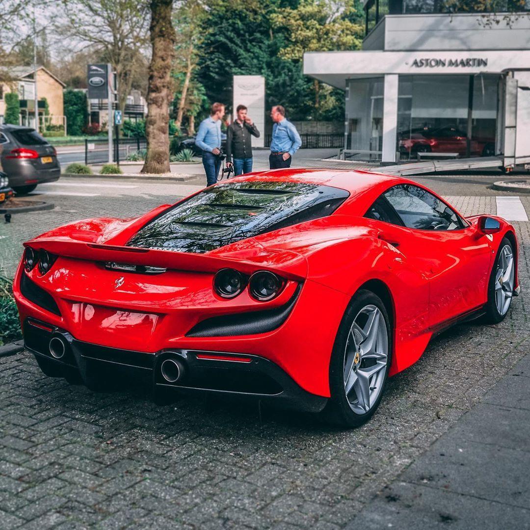 Ferrari Tributo V8