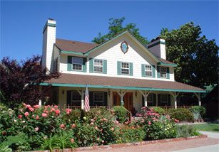 Kernville Ca This Is The Bed Breakfast In Town