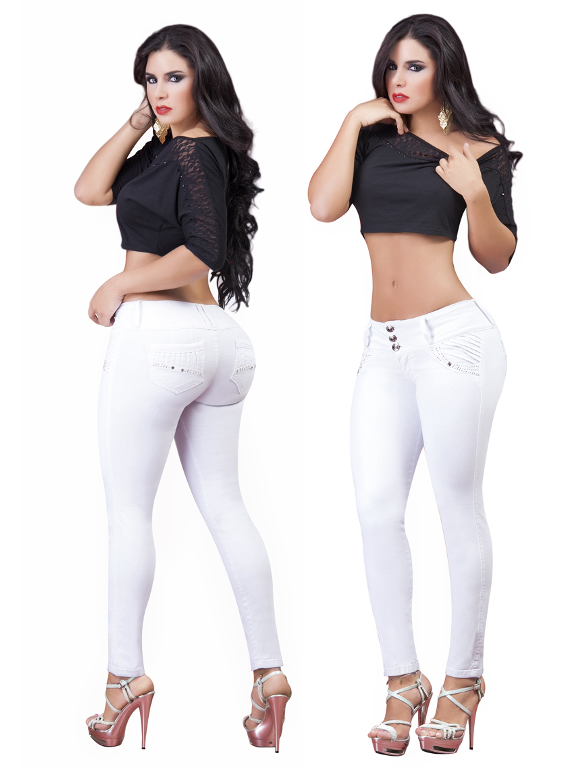 Sexy White Push Up Skinny Jeans | Sexy, Skinny jeans and Push up