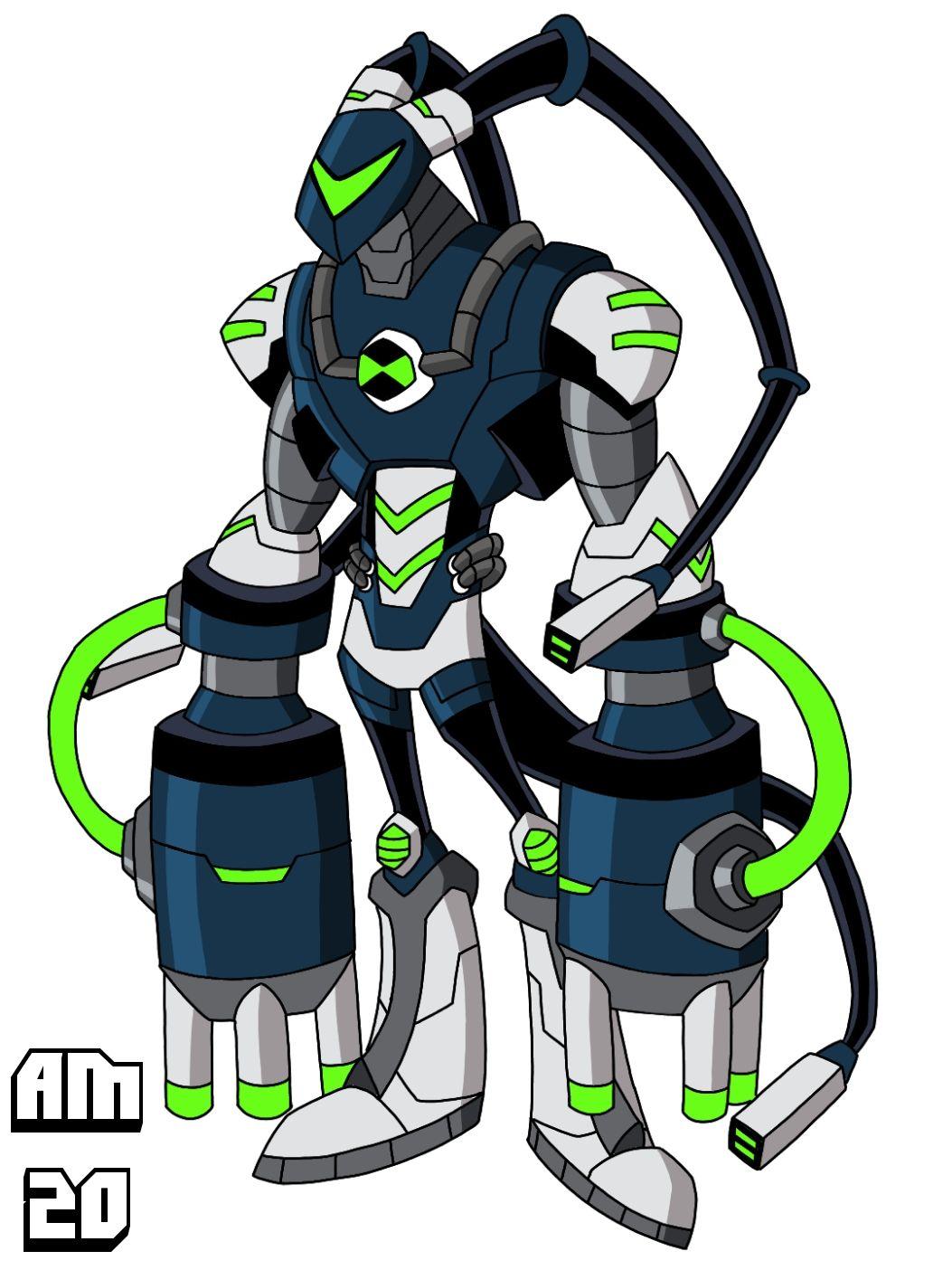 Omni Kix Armor Feedback By Artmachband196 On Deviantart Ben 10 Comics Ben 10 Omniverse Ben 10