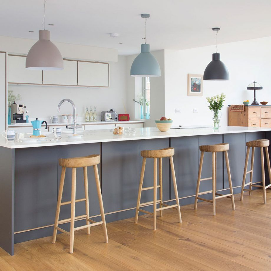 White kitchens for every style and budget open plan kitchens and
