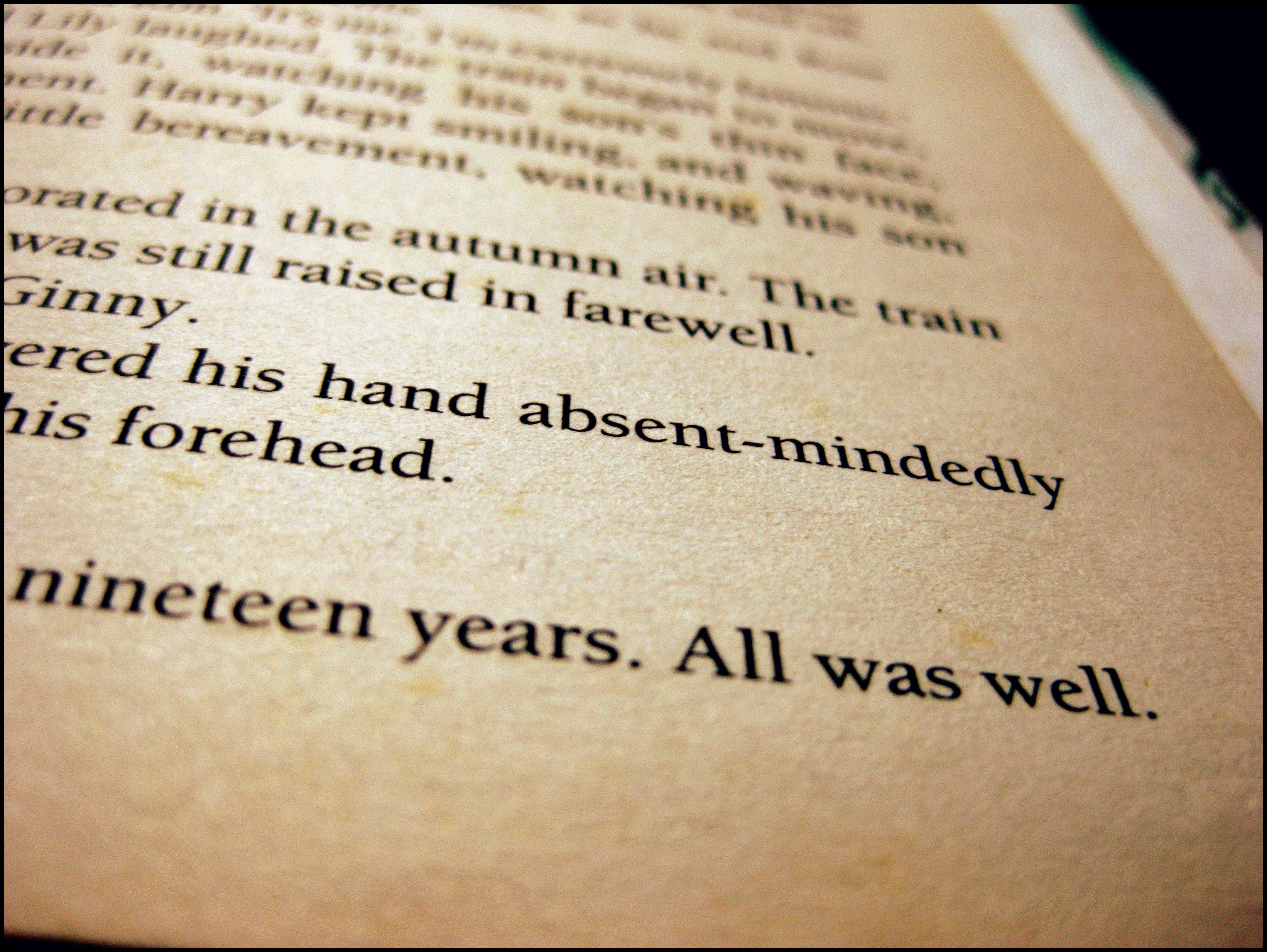 All Was Well Harry Potter Universal Harry Potter Obsession Harry Potter Magic